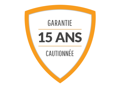 Grantie 15 ans cautionnée